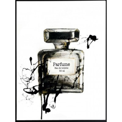 Poster perfume